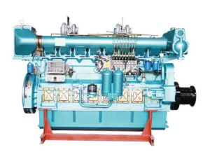 Zibo 8170 Marine Diesel Engine for Main Propulsion of Ship (258kw~540kw) pictures & photos