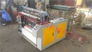 Heat-Sealing & Heat-Cutting Bag-Making Machine Cutting Machine pictures & photos