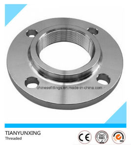 A182 F316L Forged Stainless Steel Thread/Threaded Flange pictures & photos