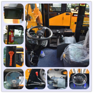 1.8ton Midsize Front Discharge Wheel Loader with Competitive Price pictures & photos