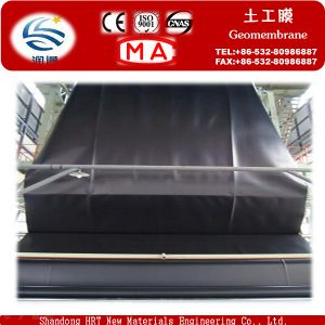 Smooth Texture Surface HDPE LDPE Waterproof Geomembrane pictures & photos