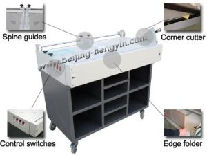 Multi-Functional Electric Book Case Making Machine pictures & photos