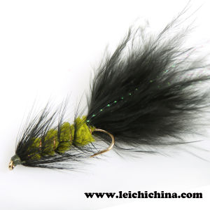 Top Grade Streamer Fly Woolly Bugger pictures & photos