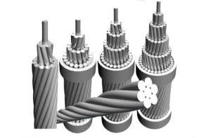 795 Kcmil ACSR (DRAKE) Al 26/4.44+Ga 7/3.45 to ASTM, B230m-99, B231m-99, B232m-01, B498-99 pictures & photos