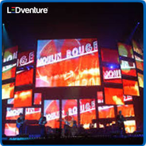 Indoor Full Color Big LED Electronic Panel Rental for Events, Conferences, Parties pictures & photos