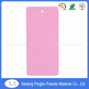Smooth Effect Glossy Pink Spray Powder Coating Spray Paint pictures & photos