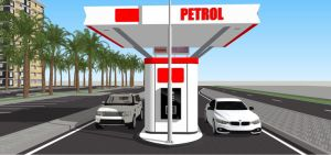 Portable Gas Station with 30m3 Tank pictures & photos