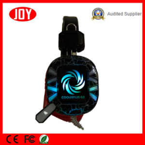 Competitive Price Customized Bass Comfortable Wired Headphone pictures & photos