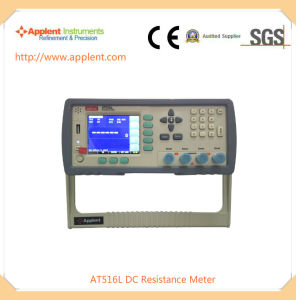Micro Ohmmeter for Winding Resistance Test with High Quality (AT516L) pictures & photos