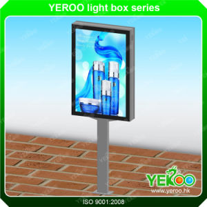 Outdoor Scrolling Advertising Light Box Mupi Signs pictures & photos