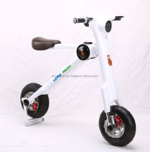 Lithium Battery Scooter with Bluetooth pictures & photos