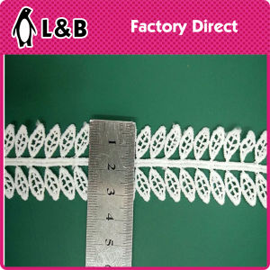 High Quality Wholesale Polyester Embroidery Lace pictures & photos