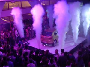Purchase RGB Triple LED CO2 Jet Machine Stage Effect pictures & photos