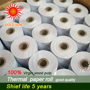 B Grade Mixed Pulp Thermal Paper (TP-027) pictures & photos