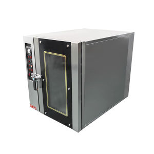 Bakery Supplies 5 Trays Hot Air Electric Convection Industrial Oven for Bakery Food pictures & photos