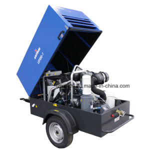 Atlas Copco Liutech 179cfm 7bar Portable Diesel Air Compressor pictures & photos