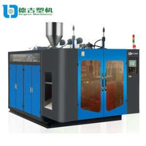 China Factory Extrusion Blow Molding PE Bottle Machine pictures & photos