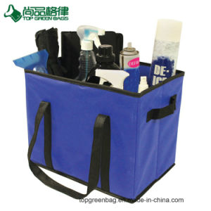 New Design Non Woven Collapsible Tool Box Foldable Storage Bag pictures & photos