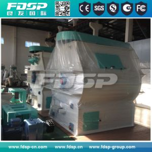 High Effeciency Chicken Feed Double Shaft Mixing Machine with CE/ISO/SGS pictures & photos