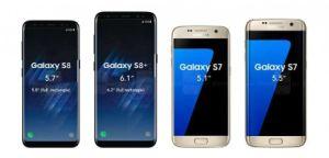 Wholesale Galaxy S8 Plus, S8, S7 Edge, S7, S6 Unlocked T-Mobile pictures & photos
