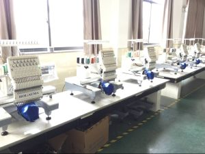 15 Thread 1 Head Computerized Embroidery Machine for Cap/T-Shirt/Flat Embroidery Tubular and Garment One Head Embroidery Machine Factory Price pictures & photos