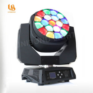 Hot 19*15W Osram LED Beam Wash Bee Eye Moving Head (UB-1915) pictures & photos
