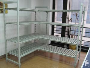 Plastic Shelving pictures & photos