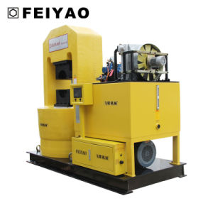 1000ton Super High Pressure Hydraulic Steel Wire Rope Swaging Machine pictures & photos