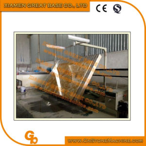 GBDM-3020/8 Bridge Type Multi Head Marble Polishing Machine pictures & photos