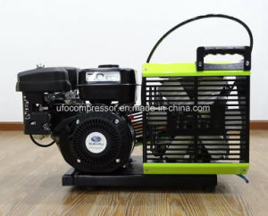 225bar 300bar High Pressure Scuba Diving Air Compressor for Breathing pictures & photos