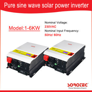 Factory Price Short Circuit Protection Solar Power Inverter 120VAC or 230VAC pictures & photos