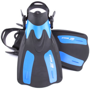 Short Dive Fins for Swimming and Snorkeling- Made in China pictures & photos