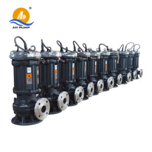 High Efficiency Submersible Water Pump to Drain The Lake pictures & photos