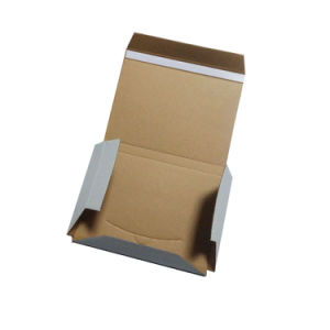 White Custom Printed Corrugated Mailer Box pictures & photos