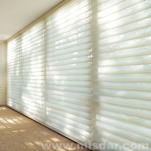 Window Blind Electric Double Roller Blinds pictures & photos