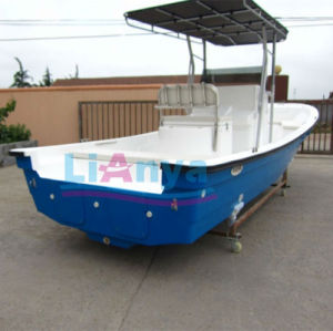 Liya 25feet 90-150HP Outboard Longline Fishing Boats Panga Boat pictures & photos