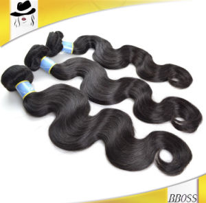 Unprocessed Hair of Brazilian Human Hair Extensions pictures & photos