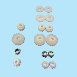 PTFE Spur Gear pictures & photos