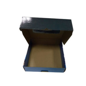 Corrugated Shipping Box with Logo 4 Color Printing Carton Box Alibaba Wholesale pictures & photos