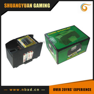 4decks of Automatic Card Shuffler Machine (SY-Q05) pictures & photos