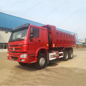 HOWO Dump/Tipper Truck 6X4 Dumper Truck with Low Price pictures & photos