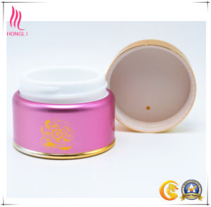 New Fashion Porcelain Round Cosmetic Cream Container pictures & photos
