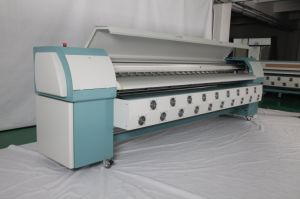 Infiniti Challenger Fy-3278n Large Format Printer 3.2m Heavy Duty Vinyl Printing Machine with Seiko 510/50pl Printhead pictures & photos