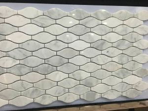 Swimming Pool New Design Marble Stone Mosaic (VMM3S004) pictures & photos