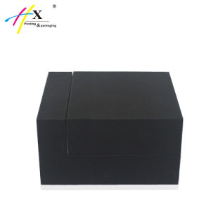 Custom Black Paino Lacquered Wooden Watch Box pictures & photos