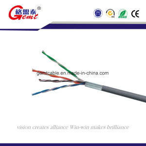 FTP Cat5e Network Cable pictures & photos