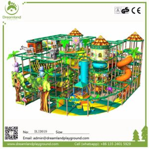 Commercial Relaxing Ocean Theme Indoor Playground Equipment pictures & photos