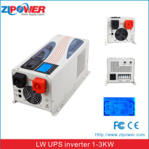 5000W 12V 24V 110V 230V Home UPS Inverter with Charger pictures & photos
