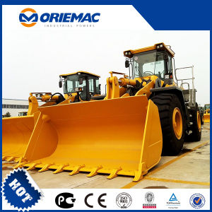 Sdlg Brand 6 Ton 5m3 Bucket Wheel Loader (LG968) pictures & photos