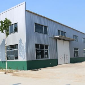 Light Steel Structure Prefab / Prefabricated Workshop pictures & photos